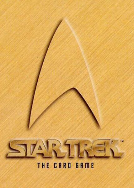 Star Trek: The Card Game CCG
