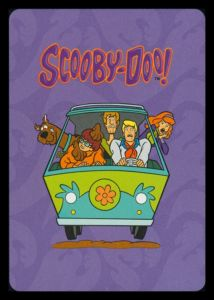 Scooby Doo Expandable Card Game
