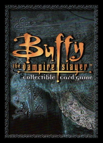Buffy the Vampire Slayer CCG