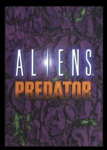 Aliens Vs Predator CCG