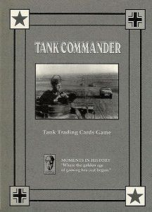 Tank Commander CCG