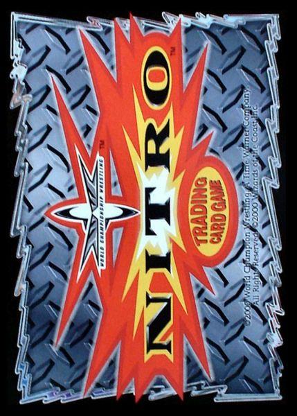 WCW Nitro TCG