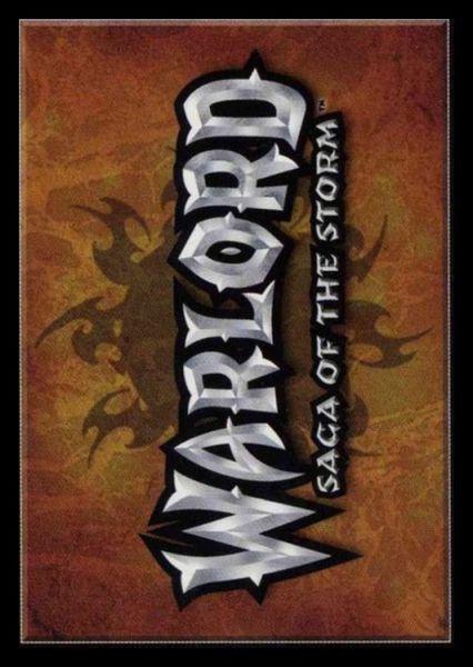 Warlord: Saga of the Storm CCG