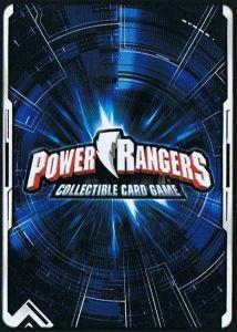 Power Rangers CCG