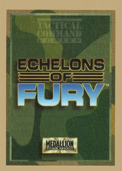 Echelons of Fury CCG