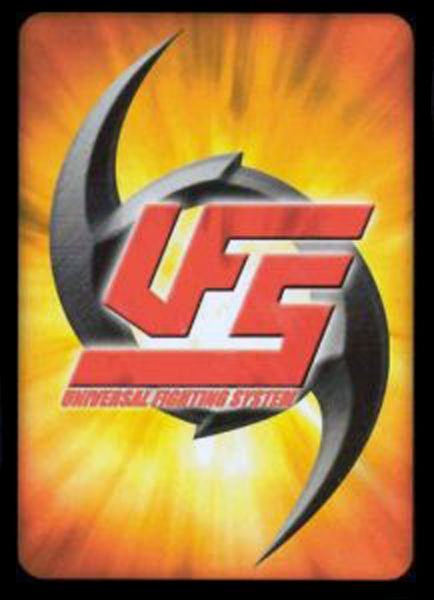 Universal Fighting System CCG