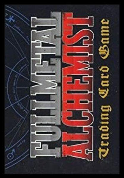 Fullmetal Alchemist TCG