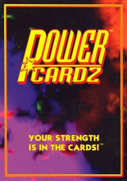 Power Cardz CCG