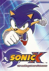 Sonic X TCG