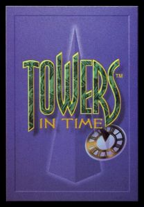 Towers in Time CCG