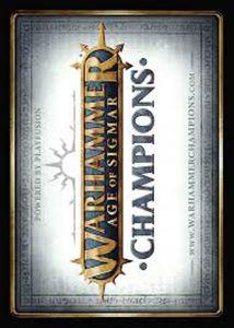 Warhammer Age of Sigmar: Champions TCG