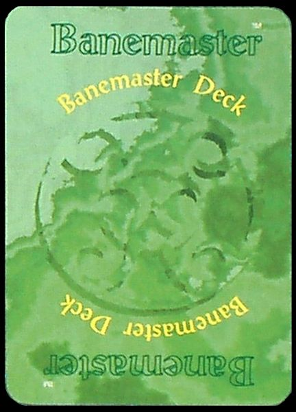 BaneMaster: The Adventure CCG