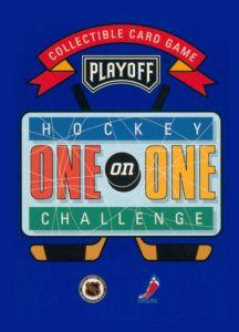 One-On-One Hockey Challenge CCG