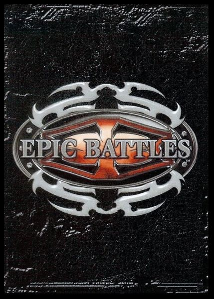 Epic Battles TCG