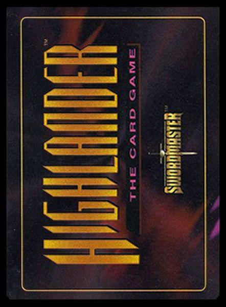Highlander: The Card Game CCG