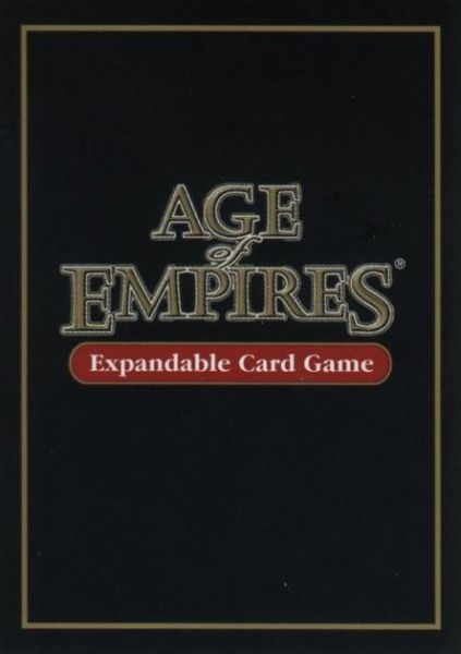 Age of Empires II Expandable Card Game