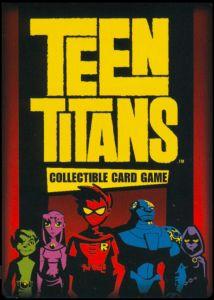 Teen Titans CCG