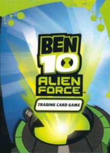 Ben 10 Alien Force TCG