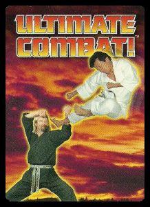 Ultimate Combat CCG